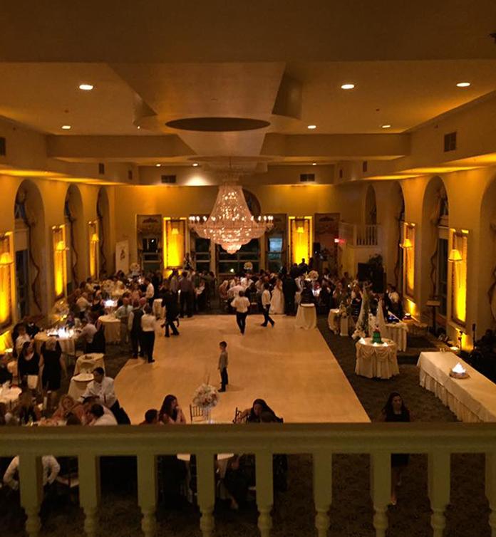 Ceiling up lighting Uplight Uplighting For Weddings Rudy C Productions Rudy C Productions Professional Connecticut Wedding Lighting Experts