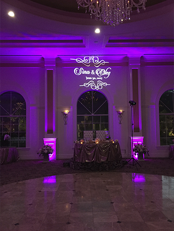 BRIDE TESTIMONIAL Rudy was beyond AMAZING! He was available for phone calls or meetings when I felt like I needed them. Very easy to get a long with and the ... & Rudy C. Productions | Professional Connecticut Wedding Lighting Experts