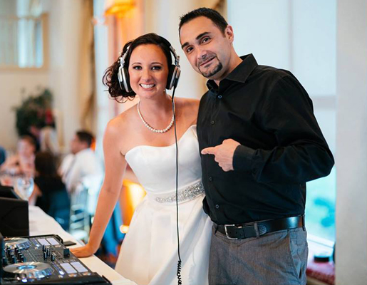 book wedding dj