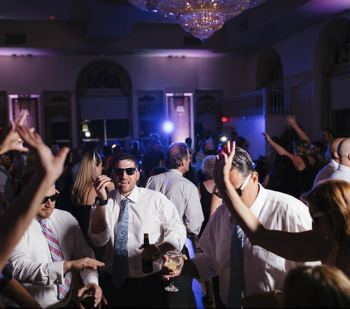 Wedding DJ Dancefloor